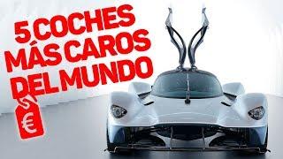 Download Estos son los 5 coches más CAROS del mundo (JULIO 2019) Video
