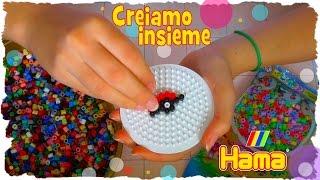 Download Creiamo insieme con le perline da stirare Hama Beads Video