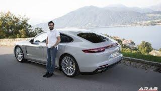 Download Porsche Panamera Turbo بورش باناميرا تيربو 2017 Video