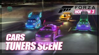 Download Forza Horizon 3 - Cars Tuners/Ricers Scene (Attempt + Mini Game) Video