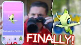 Download THE CELEBI QUEST IS FINALLY GOING GLOBAL in Pokémon GO! (How To Get Celebi) Video