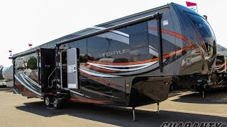Download 2016 Lifestyle Luxury RV 38RS Fifth Wheel Video Tour • Guaranty Video