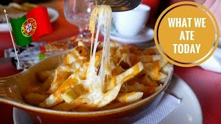 Download PORTUGAL Food Adventures & Apartment Tour! (Day 1) | Food Diaries: What We Ate Today - Yum It Video