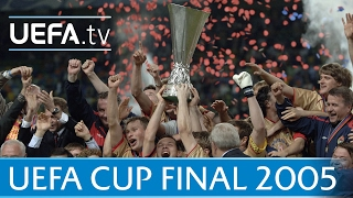 Download 2005 UEFA Cup final highlights - CSKA Moskva-Sporting Lisbon Video