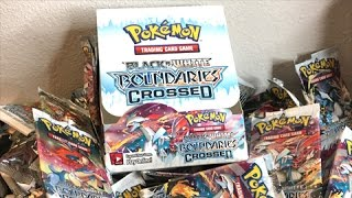 Download DERIUM'S POKEMON BATTLE! - Opening a POKEMON BOUNDARIES CROSSED BOOSTER BOX! Video