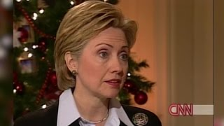 Download Hillary Clinton on becoming a senator (2000 Interview) Video