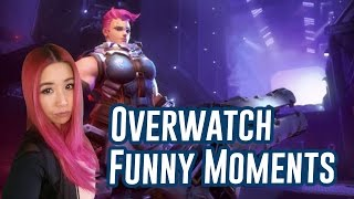 Download Overwatch Funny Moments #1 with Jhub - Big boy back doors on Anubis Video