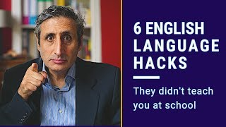 Download 6 English Language HACKS that you DIDN'T LEARN at school Video