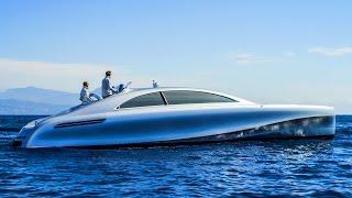Download Mercedes-Benz Style luxury yacht Arrow460 Granturismo Video