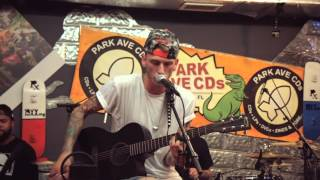 Download Machine Gun Kelly- ″Mind Of A Stoner″ Live At Park Ave Cd's Video