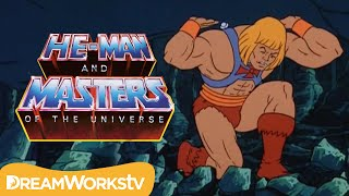 Download He-Man Lifts Castle Grayskull | HE-MAN AND THE MASTERS OF THE UNIVERSE Video