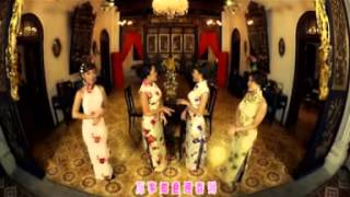 Download [M-Girls 四个女生] 喜庆新年乐+新年真好+把春天抱满怀+新年热闹闹 - 团聚 (Official MV) Video