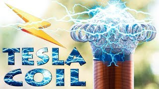 Download How to Make Wireless Energy - Mini Tesla Coil Video