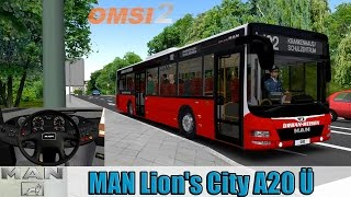 Download OMSI 2 - MAN Lion's City A20 Ü - ZF Video