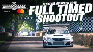 Download Goodwood FoS 2016: Full Timed Shootout Video