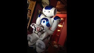 Download Nao gets a gigantic brain boost from IBM Watson and Amazon Alexa Video