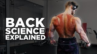 Download The Most Scientific Way to Train Your BACK In 2018 | Training Science Explained Video