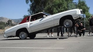 Download Hydraulic Lowrider Cars Defy Gravity Video