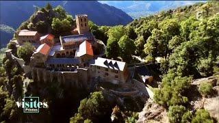 Download L'abbaye Saint-Martin du Canigou, un lieu majestueux ! Reportage - Visites privées Video