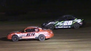 Download Kids Class Mini Stock Feature | McKean County Family Raceway | 6-16-18 Video