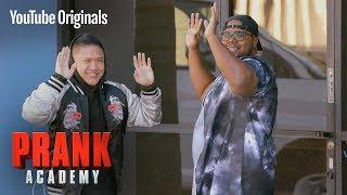 Download ROBBERY PRANK!!! ft. TIM DELAGHETTO   Prank Academy   Episode 11 Video