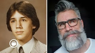Download 40 Years of Beards and Hairstyles Video