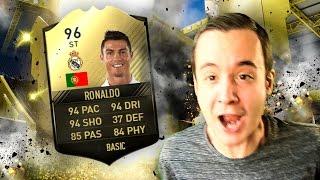 Download 96 ST RONALDO BANG!!! - FIFA 17 PACK OPENING Video