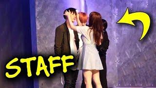 Download ❤️ BTS & BigHit staff sweet moments Video