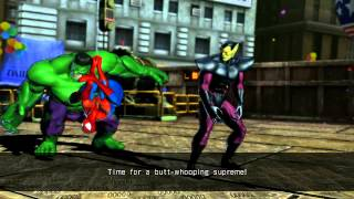 Download UMVC3 Spider-Man Quotes Video