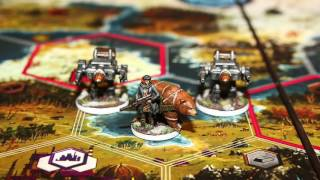 Download Scythe Boardgame Painted Video