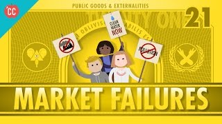 Download Market Failures, Taxes, and Subsidies: Crash Course Economics #21 Video