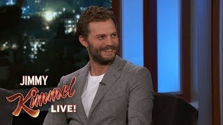 Download Jamie Dornan Likes Making Babies Video