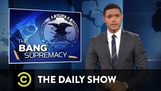 Download The Daily Show - The NRA Endorses Donald Trump Video