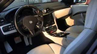 Download Essai Maserati Granturismo Sport Video