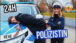 Download LUCA UND ICH WERDEN FÜR 24H ZU BUNDESPOLIZISTEN Video