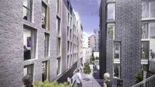 Download Holyrood North Postgraduate Accommodation preview Video