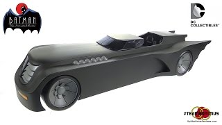 Download DC Collectibles Batman The Animated Series Batmobile Video Review Video