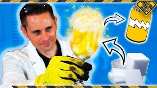 Download How To Make Carbonated Drinks with Dry Ice Video