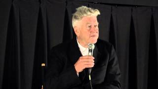 Download David Lynch on auditioning actors Video