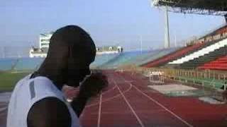 Download ASAFA POWELL PREPARES FOR SPRINTING Video