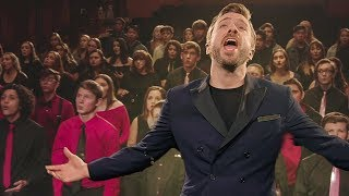 Download 200 Kids Sing A Cappella Style | You Raise Me Up by Josh Groban Video