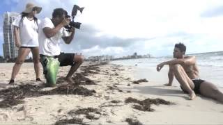 Download Nuvo-Image Male Model Photo Shoot 2013 Beach Location Video