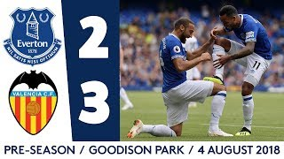 Download EVERTON 2-3 VALENCIA | TOSUN ON TARGET AT GOODISON Video