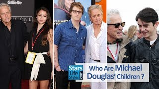 Download Who Are Michael Douglas' Children ? [1 Daughter And 2 Sons] Video