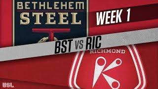Download Bethlehem Steel FC vs Richmond Kickers: March 18, 2018 Video