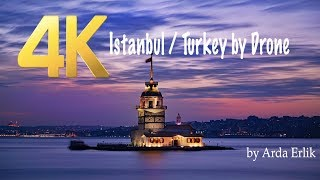 Download 4K Istanbul / Turkey by Drone Video