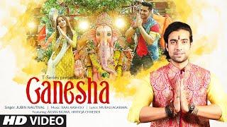 Download Ganesha Song | Jubin Nautiyal | Arjan Bajwa & Hritiqa Chheber | Murali Agarwal | Raaj Aashoo Video