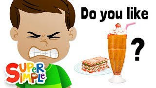 Download Do You Like Lasagna Milkshakes? | Ice Cream and Lasagna!? | Super Simple Songs Video