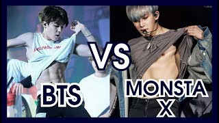 Download BTS VS MONSTA X Video