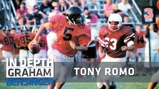 Download Tony Romo: Basketball in high school was everything Video